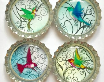 Humming Bird Magnets
