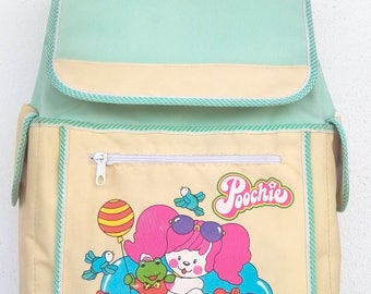 Vintage Poochie Backpack 1980