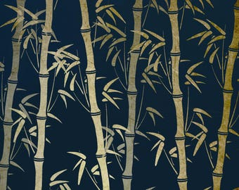 Bamboo  Stencil for Art,  ST50