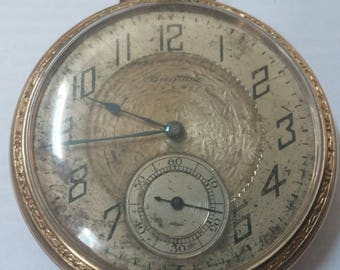 1894 Hiegrade by New York Standard pocket watch, size 12