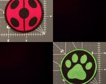 Miraculous: Tales of Ladybug & Chat Noir Patch