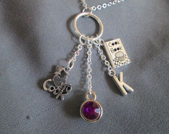 Love to Cook Charm Necklace