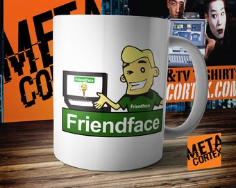 The IT Crowd - Friendface TV Series Mug