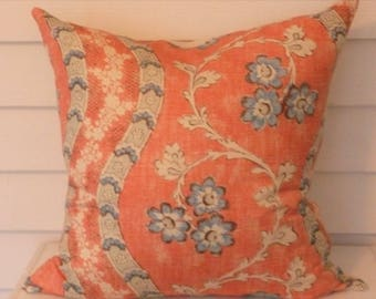 Riviere Enchantee Pillow Cover