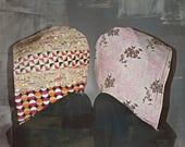 SHROOMER // Organic Cotton Patchwork Hood