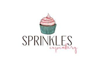 Logo Design Branding, Photography Logo, Small Business Logo, Custom Logo, Logo Design Package, Affordable Logo, Cupcake Logo, Logo Branding