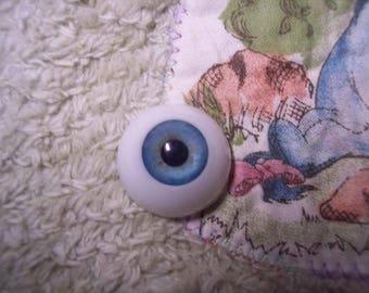 EyEcO EyEs PoLyGLaSs Eyes CoRnFLoWeR 18MM ~ REBORN DOLL SUPPLIES