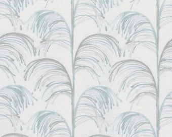 1/2 Yard - Quiet Moments - Beach Grass - Fog - Shell Rummel - Coats Fabric - PWSR012.8FOGX