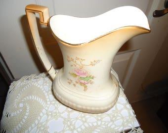 Crown Devon Fieldings Queen Anne May Teapot
