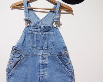 Vintage shorts overalls-90's