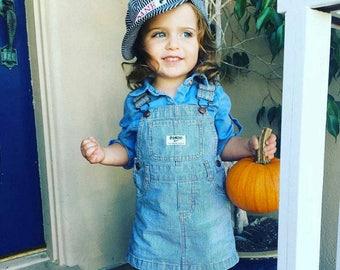 Toddler Girl Costume, Toddler Costume, Toddler Costume Idea, Toddler Halloween, Girl Hat, Bow, Hair Bow, Toddler Bow, Toddler Hair Bow, Hat