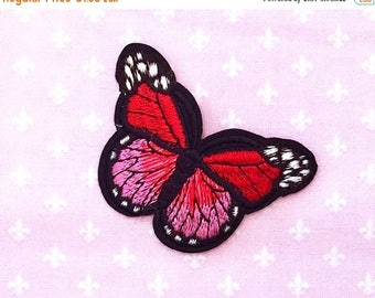 Summer Sale On closer Butterfly red/pink