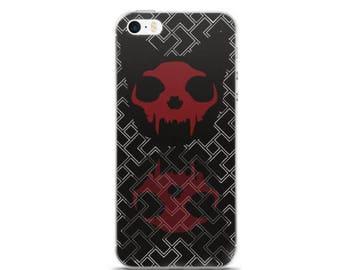 CAT Skull Witch iPhone 6/6s, 6/6s Plus Case