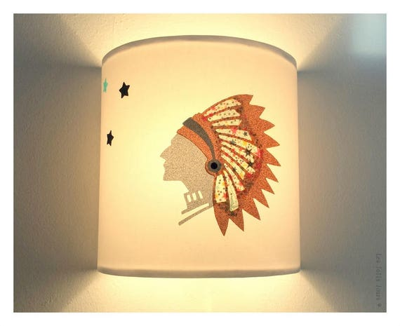 Customizable APACHE Wall Sconce
