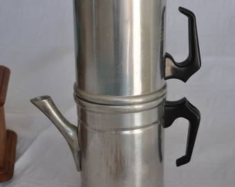 Old Neapolitan coffee maker