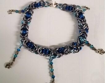 Stars and Moon Anklet/Bracelet