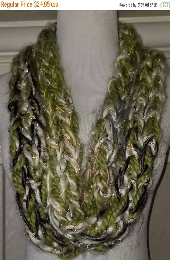 CYBER MONDAY Infinity Scarf