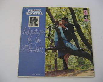 Frank Sinatra - Adventures Of The Heart - Circa 1957