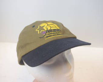 BET TV 90s hat cap vintage retro low profile Jazz