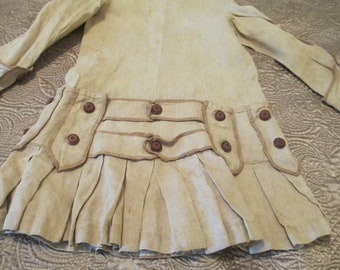 Victorian Childs Coat