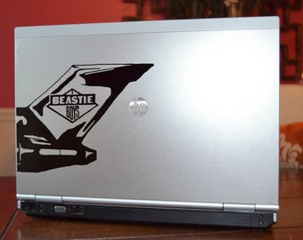 Beastie Boys Decal (PN-1056)