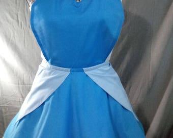 Cinderella inspired apron