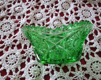 Vintage LE Smith Hobstar Candy Dish