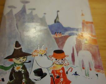 Vintage Exploits of Moominpappa 1st edition PB good condition