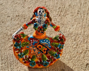Catrina Day of the Dead Dancer