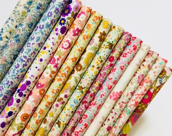 Floral Fat Quarter Custom Bundle [14 prints]