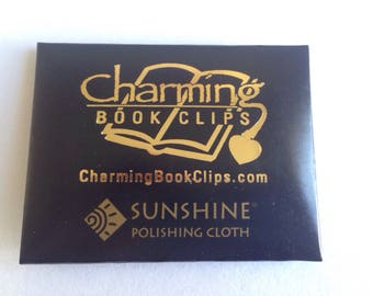 Sunshine Polishing Cloth / Jewelry Polishing Cloth / Jewelry Cleaning Cloth