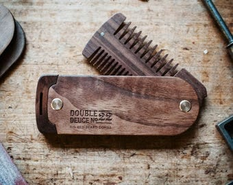 NEW - Double Deuce No.22 - FREE Custom Engraving