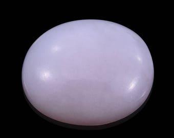 Peruvian Pink Opal Oval Cabochon Loose Gemstone 1A Quality 11x9mm TGW 1.85 cts.