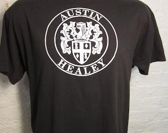 Size XL (48) ** 1980s Austin Healey Shirt (Double Sided)