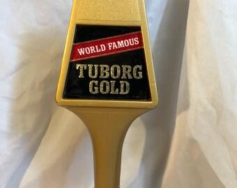 1960's Tuborg Gold Beer Tap