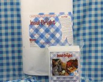 """Insul-Bright, Pre-cut 36""""x45"""" Package, Insulated Lining, Reflective Lining 9512"""