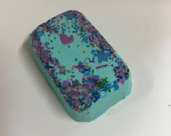 Bath Bomb Unicorn Dreams Too/Gourmet Bath Bombs/Bath Fizzies/Fizzy Bath Bombs