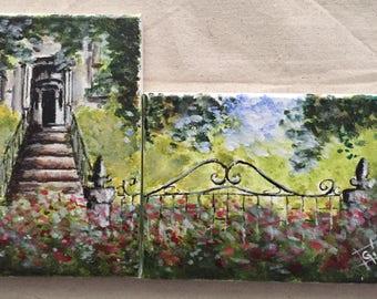 Savanah Harden Steps - 2, 4 x 6
