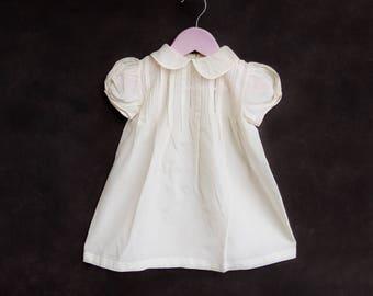 Baby Girl Vintage Dress - 1950s