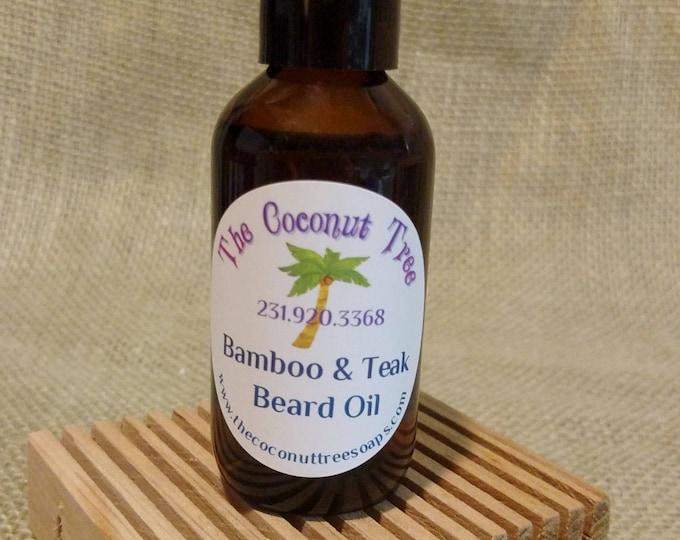 Patchouli / Scented Beard Oil / Beard Conditioner / Beard Repair / Beard Softener / Beard Balm / Beard Tonic