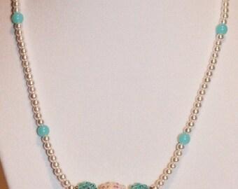 Semi-Annual SALE Children's Jewelry Princess Necklace