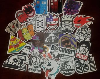 Just Plain Random Sticker Bomb Sticker Pack