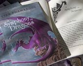A Symphony of Dragons - Signed Paperback