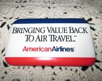 American Airlines promotional pin