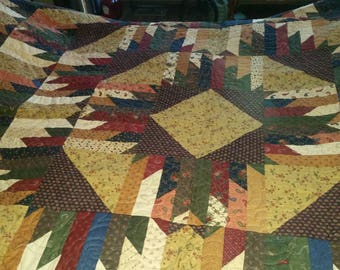 King-size Handmade Quilt
