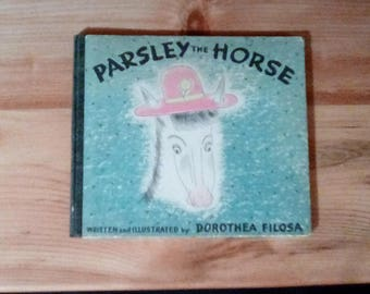 "Book ""Parsley the Horse"""