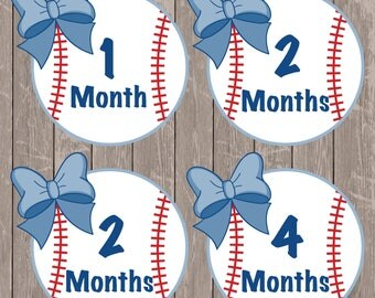 Baby Monthly Onesies - Download