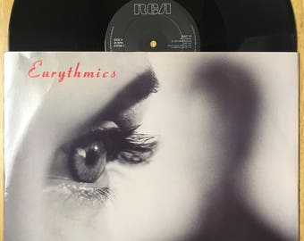 "Eurythmics - Revival (1989) Vinyl 12"" Single IMPORT  We Too Are One"