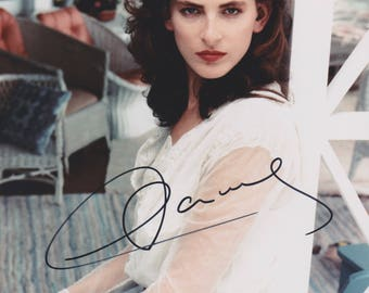 Marlee Matlin Original Vintage Hand Signed 8X10 Autographed Photo