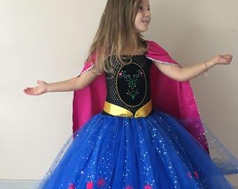Robe tutu anna  4, 6 ans /Anna tutu dress 4, 6 years